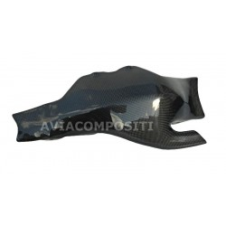 Integral swingarm cover for...