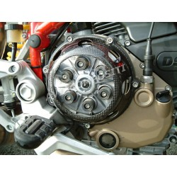 Clutch cover Ducati with...