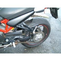 Rear fender Monster S4RS -...