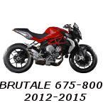 BRUTALE 675-800 - 2012-2015