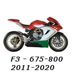MV AGUSTA F3 - 2011-2020