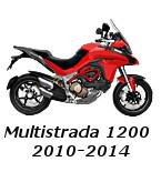 Multistrada 1200 years 2010-2014