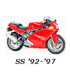 Ducati SS '92-'97