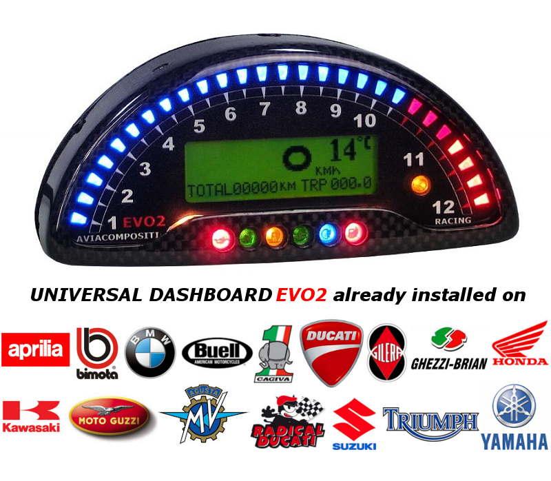 Universal dashboard EVO2